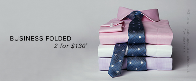 Business Folded