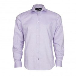 OBAN MICRO CHECK EXTRA SLIM FIT