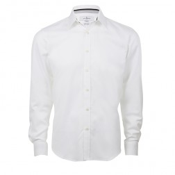 Bedford Self Stripe Shirt Slim Fit