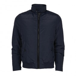 JEFF BANKS QUILTED BOMBER
