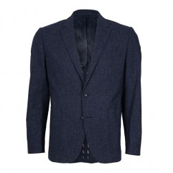 MOTTLE WOOL BLAZER