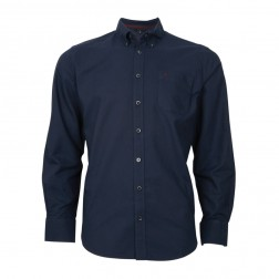 WASHED OXFORD SLIM FIT