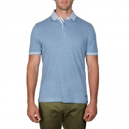 MARLE JERSEY POLO