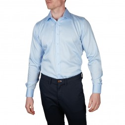 SATEEN SOLID EXTRA SLIM FIT