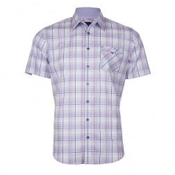 MULTI CHECK SLIM FIT