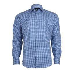 GINGHAM WITH A TWIST SLIM FIT