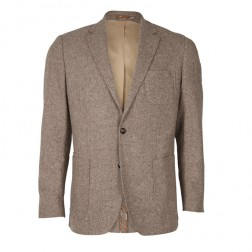 IVY LEAGUE SLUB WOOL BLAZER