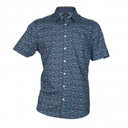 HELIGAN PRINT SLIM FIT