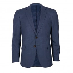 PERFORMANCE MICRO TWILL SLIM SUIT JACKET