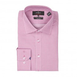 HARROW MICRO CHECK SLIM FIT