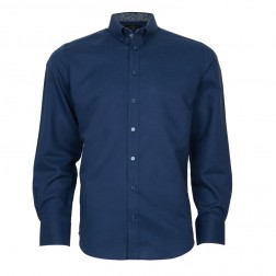 LINEN COTTON SHIRT SLIM FIT
