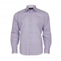 MILFORD MEDALLION PRINT EXTRA SLIM FIT
