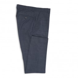 IVY LEAGUE SLIM FIT CHECK TROUSER