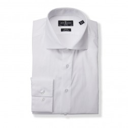 Baxter - White & Blue Collection Slim Fit