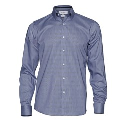 Ainsley End on End Shirt Slim Fit