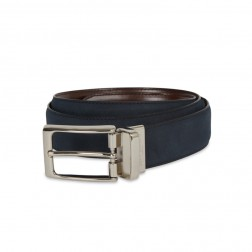 SUEDE REVERSIBLE BELT