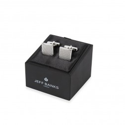 RECTANGLE ENAMEL CUFFLINKS