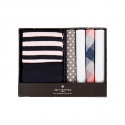 SOCK AND HANKIE GIFT PACK