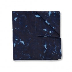 TIE DYE POCKET SQUARE