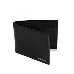 L-FOLD WALLET W/ COIN POCKET