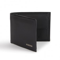 BIFOLD WALLET WITH COIN POUCH