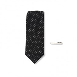 IVY LEAGUE TIE & TIE BAR PACK