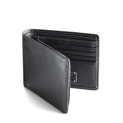 Jeff Banks Studio Wallet Bifold with Left Flip Out