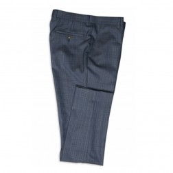 IVY LEAGUE POW CHECK SLIM FIT TROUSER