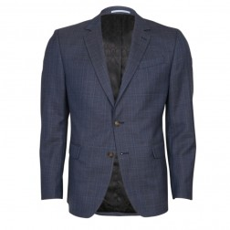 IVY LEAGUE POW CHECK SLIM FIT JACKET