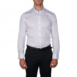 ME'LANGE GINGHAM SLIM FIT