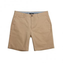 JEFF BANKS STRETCH CHINO SHORTS