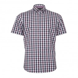 MULBERRY CHECK SLIM FIT