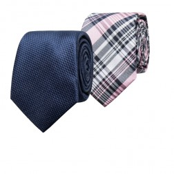 IVY LEAGUE PLAID TIE PACK