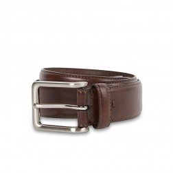 STITCHED PIN BUCKLE BELT
