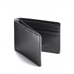 Jeff Banks Black Slimline Wallet