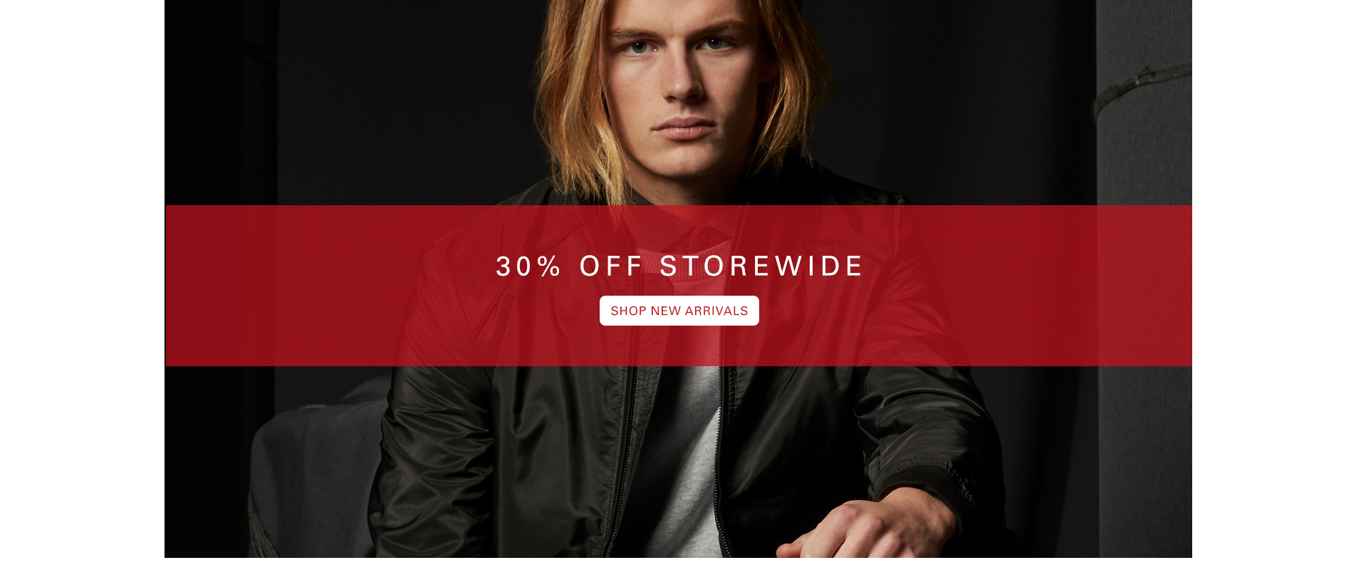 30% Off Sitewide   Shop New Arrivals >