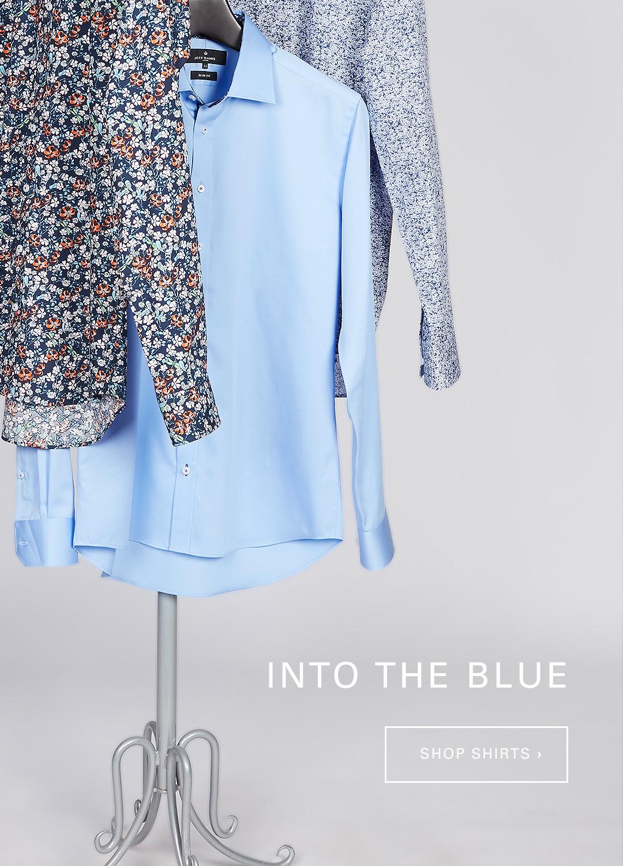 Into The Blue | Shop Shirts >