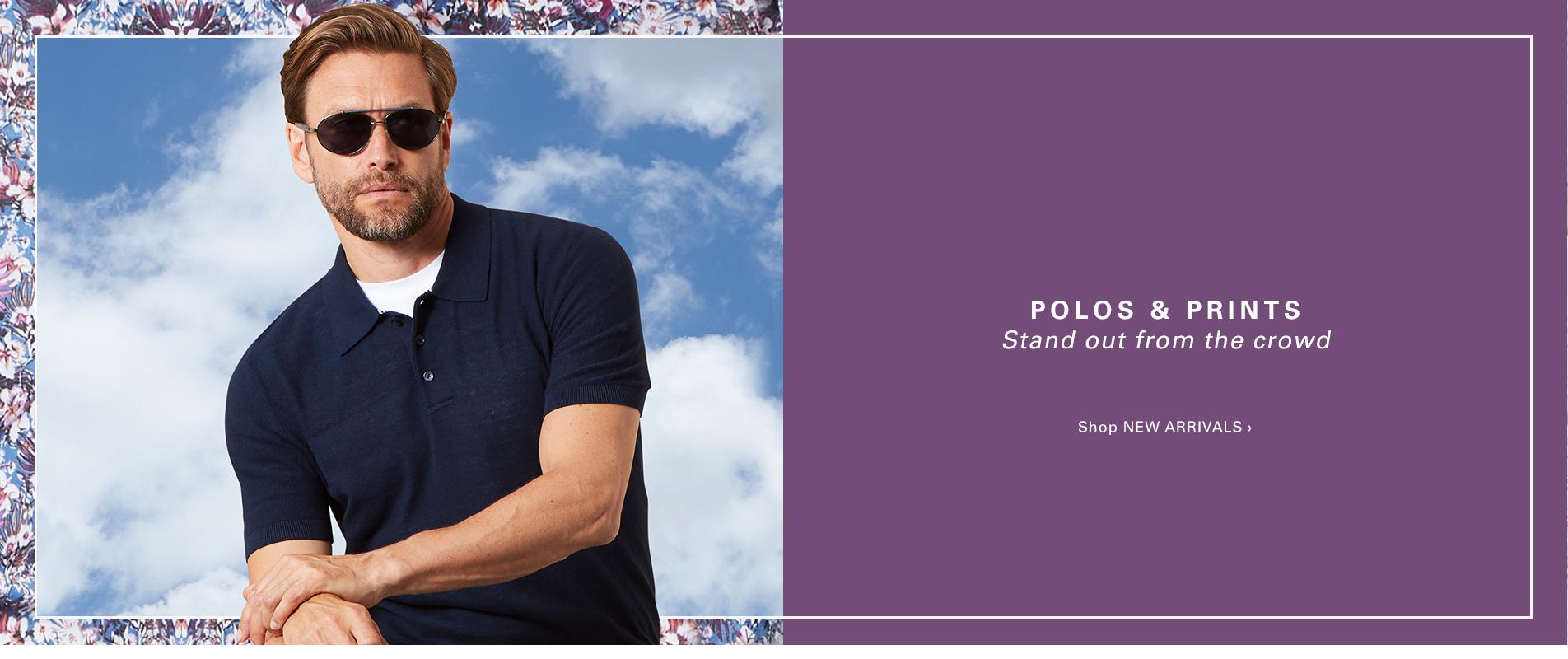 Prints + Polos