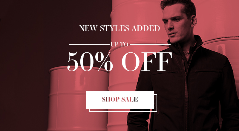 New Styles Added - Up To 50% Off - Shop SALE