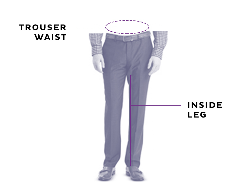 Performance Suit Trousers